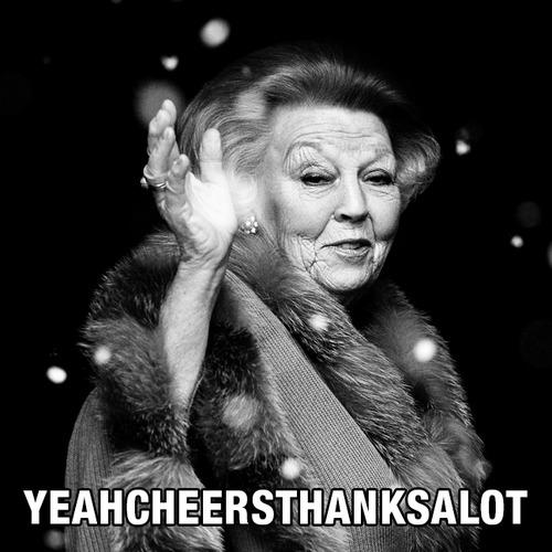Thanks Queenie