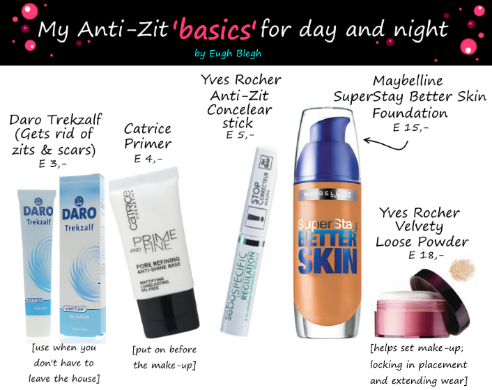 Anti-Zit Routine