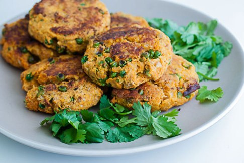 sweet-potato-chickpea-veggie-burger