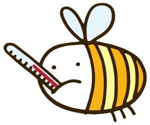 sick-bee-300px